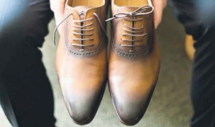 brand new a6370 39a4b Brown shoes don't make it