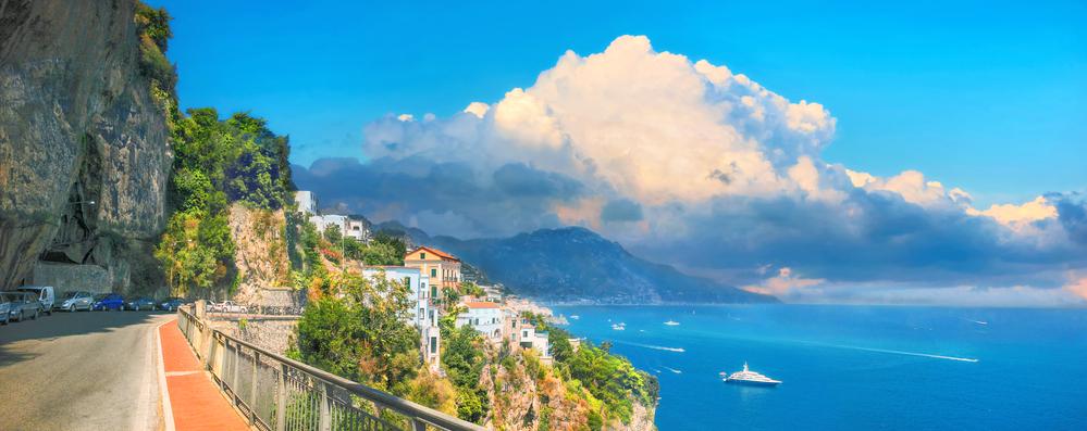 costiera amalfitana italia sorrento mare vacanze_depositphotos - Gente d' Italia